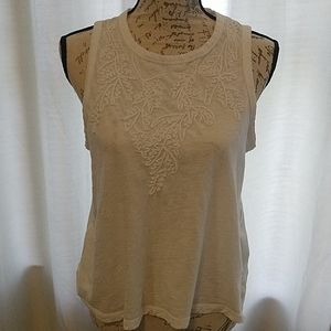 Casual Summer Tank by Lucky Brand